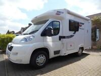 ELDDIS AUTOQUEST 115 TWO BERTH VERY LOW MILEAGE MOTORHOME FOR SALE