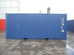 Sea Container 20' and 40' Used for Sale! London Ontario image 2