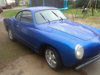 1973 Karmann Ghia 4500. OBO TRADE