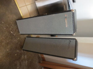 Traynor YSC-3 Speakers