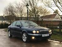 Jaguar X-TYPE 2.0D 2007 (57) SE Diesel 12 MONTHS MOT