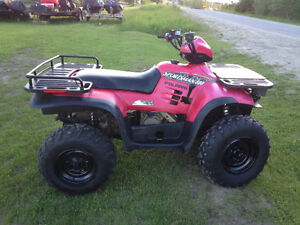 POLARIS SPORTSMAN 500 4x4!!!!
