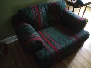 Comfy Large Chair!