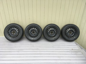 NOKIAN WINTER TIRES + RIMS