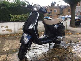 Vespa LX125 (2005) Black