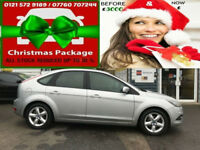 2009 FORD FOCUS 1.6 PETROL 100 BHP ZETEC ( AA ) WARRANTY INCLUDED