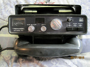 Realistic (Radio Shack) CB Radios