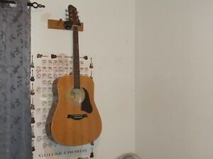 Ashbury Acoustic Guitar AG 100.