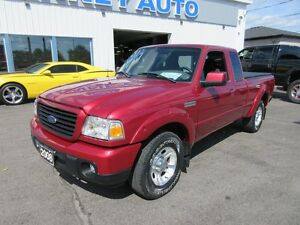 2008 Ford Ranger Sport SuperCab 4 Door 2WD Peterborough Peterborough Area image 7
