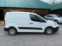 Peugeot Partner 1.6HDi 90 L1 850 Professional White 2011 One Owner Full History