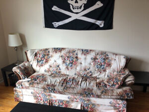 Couch and chair set