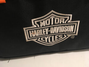Harley Davidson  cooler picnic saddle bag