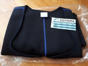 BNWT Sisyama Hot Suit for Weight Loss