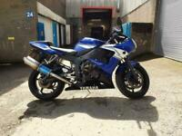Yamaha YZF R6 - Nationwide Delivery Available