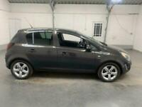 GREY VAUXHALL CORSA 1.2 SXI AC 5D *BUY TODAY FROM £23 PER WEEK*