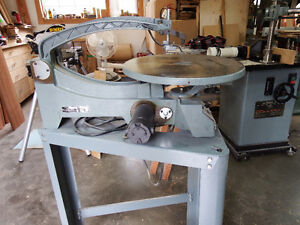 """Delta 18"""" Electronic Scroll Saw -like new Comox / Courtenay / Cumberland Comox Valley Area image 2"""