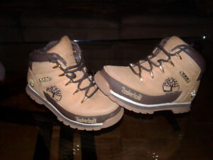 Timberland boys winter boots