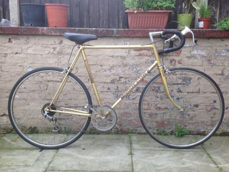 Cycles Citane Retro Vintage Mens Road Bike 23 Inch Frame 5 Speed