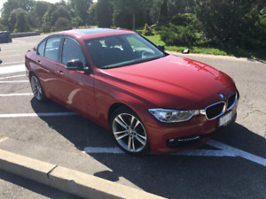 2012 BMW 3-Series Sport Sedan (RED) -- NEW PRICE