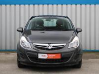 Vauxhall Corsa 1.3 Exclusiv Ac Cdti Ecoflex S/S 2012 (62) • from £33.25 pw