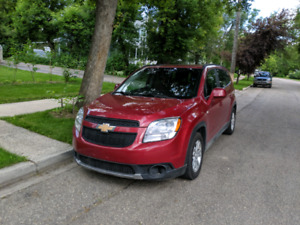 2012 CHEVROLET ORLANDO **7 SEATS, $50 TO FILL UP**