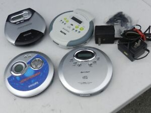 Vintage CD Players - Electronics