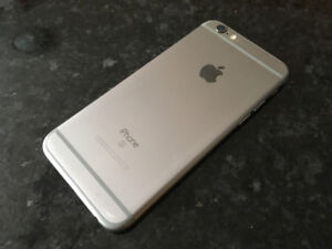 Space Grey iPhone 6s