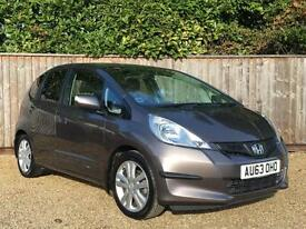 Honda Jazz ES+ 1.4i-VTEC Petrol Manual 5 Door Hatchback Brown Metallic 2013