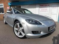 Mazda RX-8 1.3 (228bhp) Petrol Manual Sports Coupe, Silver 2007 (57)