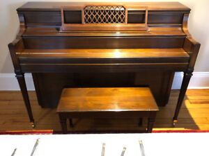 1982 Yamaha Upright Piano