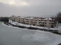 Waterfront 2 Bedroom Townhome in Osoyoos