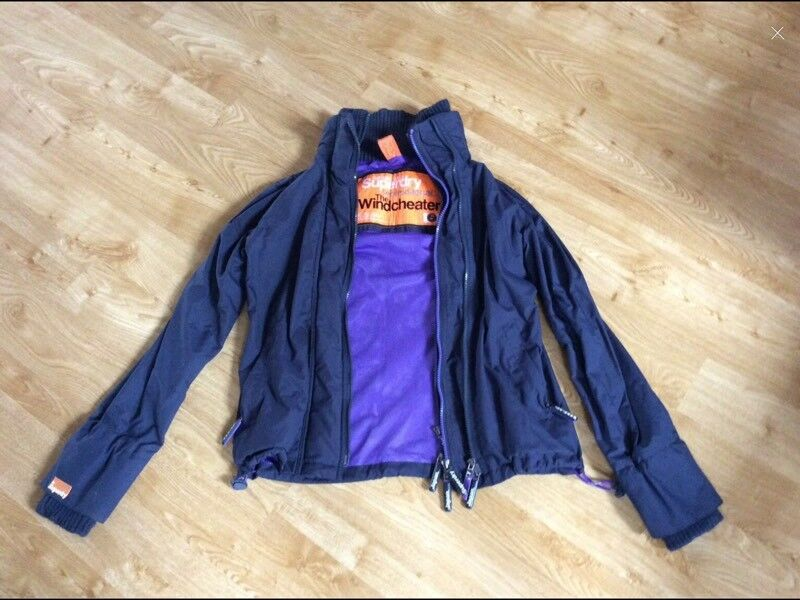 Ladies Superdry Windcheater Jacket