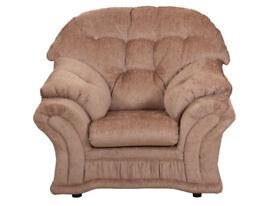 Hartlebury Fabric Chair - Beige