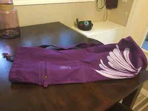 Brand new Gaiam yoga mat bag