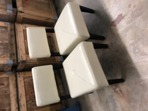 Modern Chairs and Stools Only $10 each