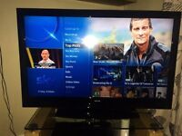 """3D TV - Celcus 42"""" Full HD 1080p Passive LCD TV - With 2 pairs of 3D Glasses"""