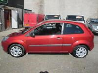 2006 FORD FIESTA 1.25 Style 3dr [Climate]
