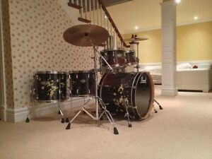Drum Pearl Vision Birch