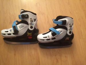 Adjustable Skates boy/patins garçon ajustables