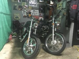 Harley's up for sale :)