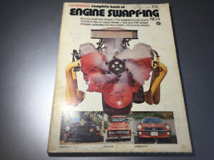 1975 Engine Swapping Book Mopar VW MG Toyota 4x4 Jaguar XKE