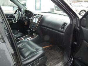 2002 Acura MDX SUV, Crossover