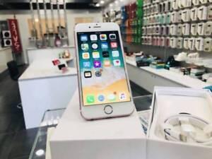 Genuine iPhone 6S 32GB Rose Gold Unlocked Warranty Tax Invoice