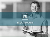 ESOL teacher needed in Central London