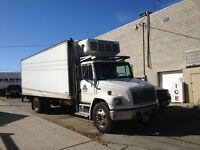 3 ton and 5 ton truck available for third-party delivery