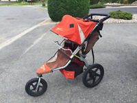 Bob Revolution Jogging Stroller (and accessories) for sale