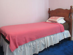 Available May 1 room for female international student