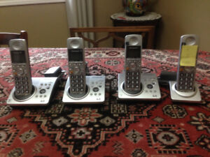 Panasonic Cordless phone sets