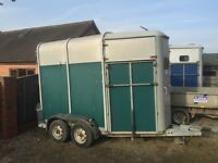 Ifor Williams 505 horse box
