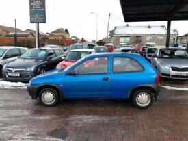 1999 Vauxhall Corsa 1.0 i 12v Envoy 3dr